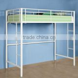 2015 white color and promotion bunk bed