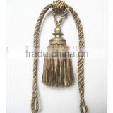 decorative tassel tieback tassel trimming, curtain accessory