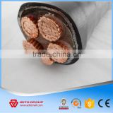 5 core xlpe insulated armoured cable stranded copper wire