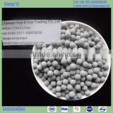 ISO9001-2008 Mineral alkaline drinking water tourmaline mineral orp ceramic ball filter ball / Tourmaline ceramic ball