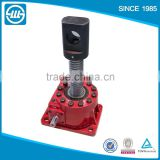 SWL series Worm gearbox screw jack lifts with motor industrial equipment