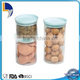 LANYI Factory Sale Custom Plastic Waterproof Food Storage Dried Fruit Cookie Jar