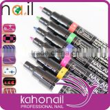 New 16 colors Polish Painting Design Tool Nail Art Pen