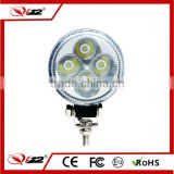 best selling products in america12w Motorcycle led lighting,auto parts for off road driving light