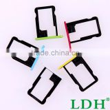 New SIM Card Tray Holder Slot Replacement for IPhone 5C Iphone5c Sim Card Adapter Card Socket for Iphon Ipone 5c