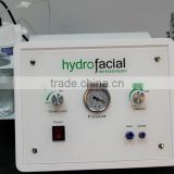 High quality spa equipment with the best water head Intelligent multi-functional pen spray oxygen facials