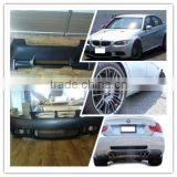 high quality PP body kit including front rear bumper and side skirts for 3SERIES E90 M3 style 05~09y