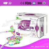 2016 whosale airlaid paper raw material sanitary napkin for woman