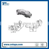 1CH4-OG 1DH4-OG elbow male adjustable fitting Hydraulic hose tube pipe fittings / adpaters