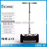 IO CHIC 700W*2 electric powered smart self balance hoverboard