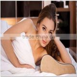 China supplier wholesale health care nursing memory foam contour pillow
