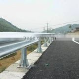 Galvanized highway used guardrail for sale