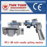 HFJ-89 Multi-needle Quilting Machine Production Line,Mattress Making Machine,Mattress Production Line