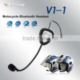 Factory price! Vnetphone V1-1 Motorcycle Wireless GPS Navigator with Bluetooth earpieces for 1 rider