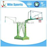 export fiber glass board basketball stand