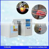 china ultrahigh frequency used induction heating equipment