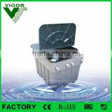Factory industrial water treatment for swimming pool use with pool filter and water pump combo
