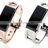 Online Shopping Fashionable Gold couple Smart Bracelet Watch for Mobile Phone D8 Smart Watches