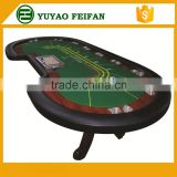 New design poker table dimension poker table manufacturer price