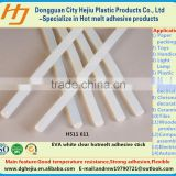 Factory Ethylene Vinyl acetate resin hotmelt adhesive glue stick ironware/glass-fibre fabric