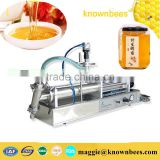 honey bottle filling and sealing machine,honey bottle filling machine,honey filling packing machinery