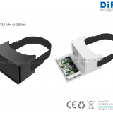 Smart DIY SKD 3D VR glasses virtual 3D glasses cheap price 3D VR headsets
