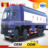 China 3 axles fuel tank truck dimension optional for sale