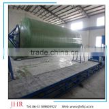 FRP tank Winding Machine manufacture FRP transportation tank