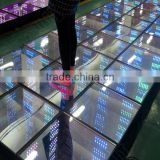 led dance floor for sale/make led dance floor/3d led dance floor