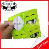 self adhesive high visibility reflective stickers