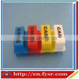 High quality membrane silicone rubber press keypad with carbon pills