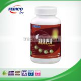 MACA Capsules with Ancient Chinese Medicines Ingredients to Enhance Energy