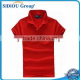 cute couple shirt design unisex polo t shirts wholesale