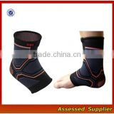 YXS28-Custom Compression Ankle Brace High Quality Sports Ankle Sleeve