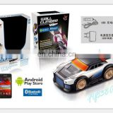 2014 Android play store wall climber rc car manufacturer