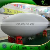 Double Layer Material Durable Inflatable Zeppelin Helium Balloon , Advertising Zeppelin Clamps
