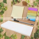 High quality custom sticky note pad with pen