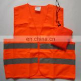 Custom fashion reflective safety vest hi vis warning reflective safety vest