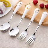 Creative personalized spoon for home use