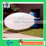 customized inflatable missile inflatable blimp helium inflatable balloon for sale