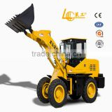 Best price 4 wheel drive heavy machine, hydraulic wheel loader ZL25 for sale
