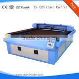 Plastic fabric laser cutting machine price stencil laser cutting machine co2 laser machine price