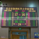 electronic basketball LED Scoreboard