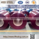High quality prime color steel coil