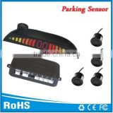 New design Car pakring sensor system Reverse backup with Led display and Beeper alarm good price