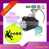 LEDY 10w DJ logo gobo projector waterproof outdoor IP65 light for sign