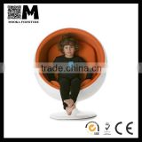 new promotional living room furniture egg pod ball chair for kids