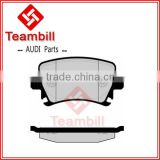 Brake pad for AUDI A3 A6L TT,VW TOURAN GOLF CADDY III PASSAT CC 1K0698451