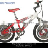HH-K2011 20 inch cool children mountain mtb bike full suspension from China manufacturer