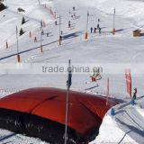 2014 funny and exciting inflatable snowboard airbags / snowboard air bag